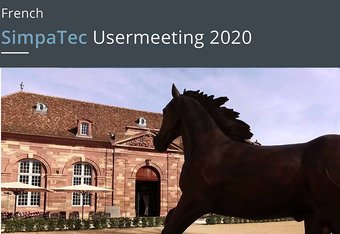 French SimpaTec Usermeeting - New date!