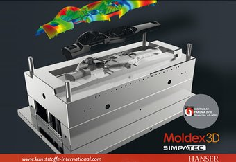 Moldex3D – the powerful software solution